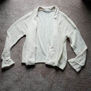 Madewell cream sweater